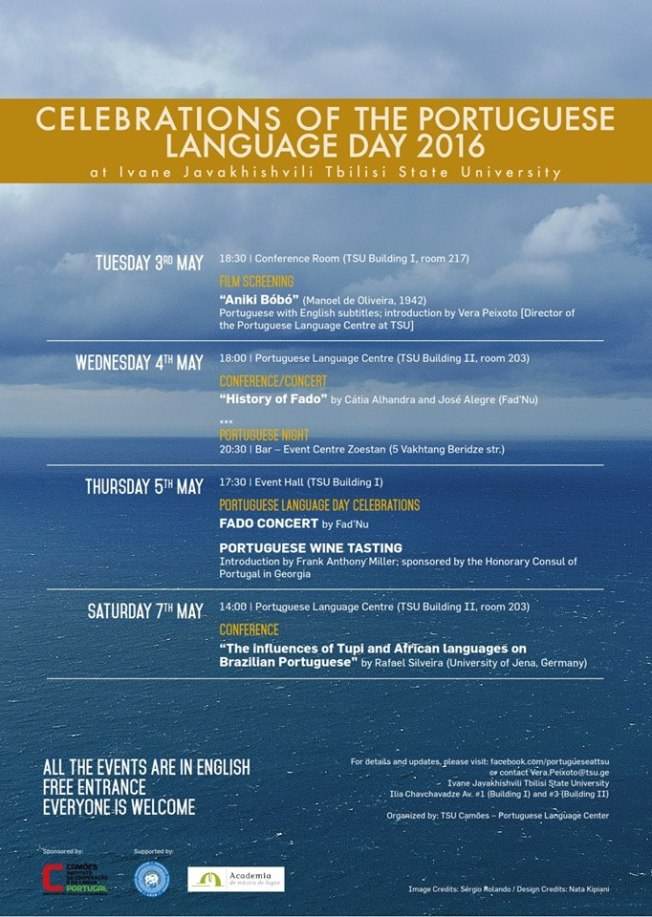 Poster Portuguese Language Week - Final